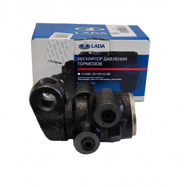 Bremsdruckregler ohne ABS