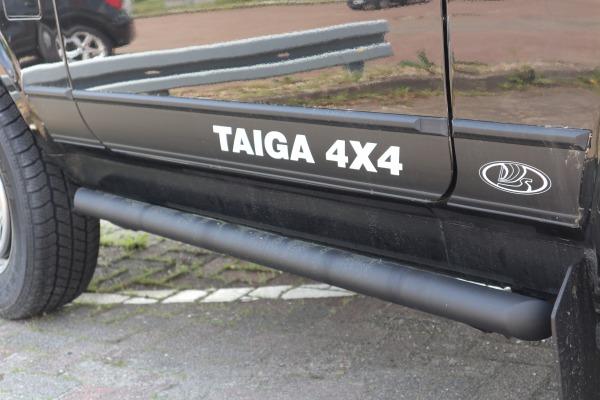 Schutzleisten unten Taiga 4x4