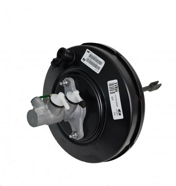 Bremskraftverstärker mit ABS