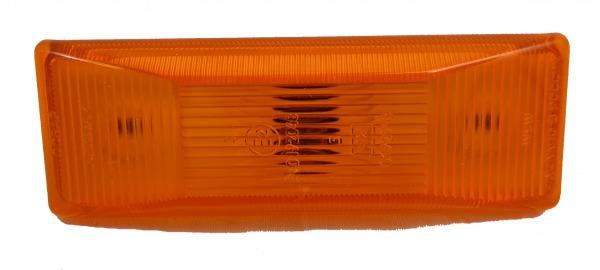Blinker im Kotflügel Orange