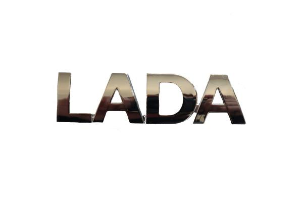 """SCHRIFTZUG """"LADA"""""""